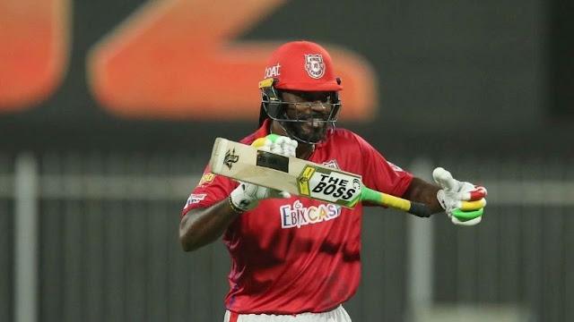 टी-10 लीग में क्रिस गेल का कहर, 12 गेंदों में अर्धशतक व 22 गेंदों में 84 रन की नाबाद तूफानी पारी