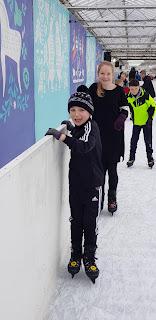 Beckworth Emporium Ice Skating