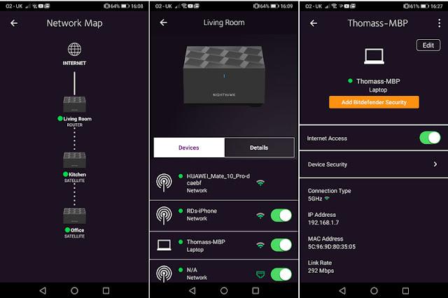 Netgear Nighthawk Mesh WiFi 6 System Review