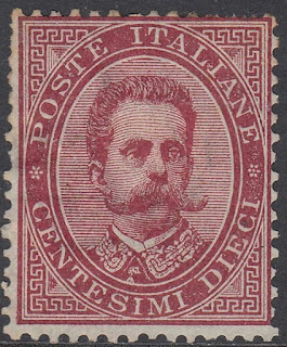 King Umberto I of Italy