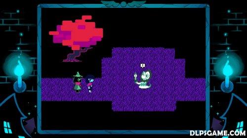 Deltarune Chapter 1 Screenshot 2
