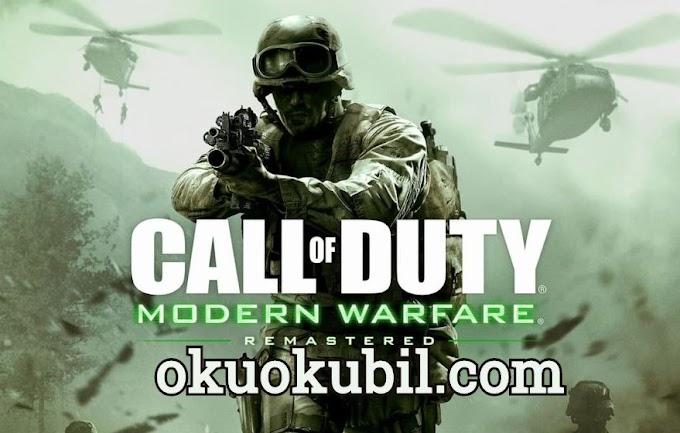 Call of Duty 4 Modern Warfare %100 Save İndir Bitirilmiş Hileli 2020