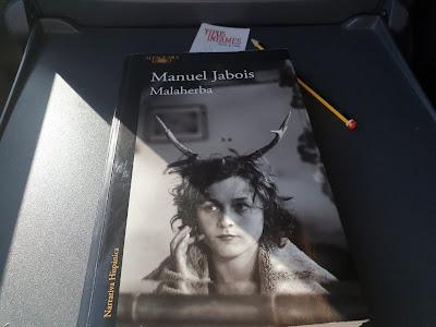 Libros, primera novela de Manuel Jabois