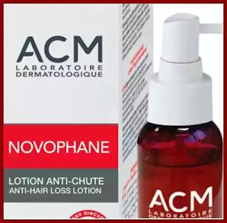 ACM loțiune împotriva căderii părului Novophane păreri forumuri