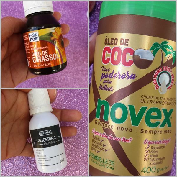misturinha-poderosa-para-hidratar-e-nutrir-os-cabelos-com-glicerina-creme-óleo-girassol