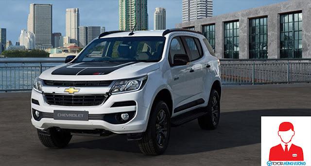 Chevrolet Trailblazer 2018: Thông tin giá và thời gian giao xe dự kiến trong năm 2018 ảnh 3