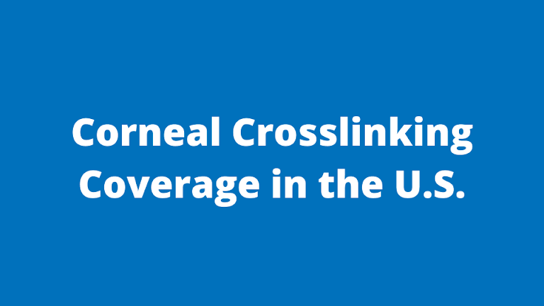 Corneal Crosslinking Coverage in the United States