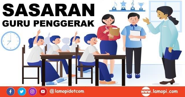 Sasaran Program Pendidikan Guru Penggerak