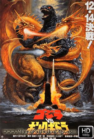 Godzilla VS King Ghidorah [1080p] [Castellano-Japones-Ingles] [MEGA]