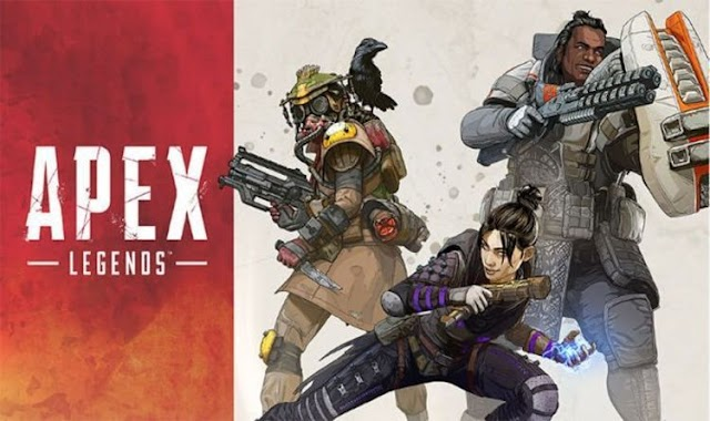 Dragons appear in the Apex legends and steal death boxes, video games 2019