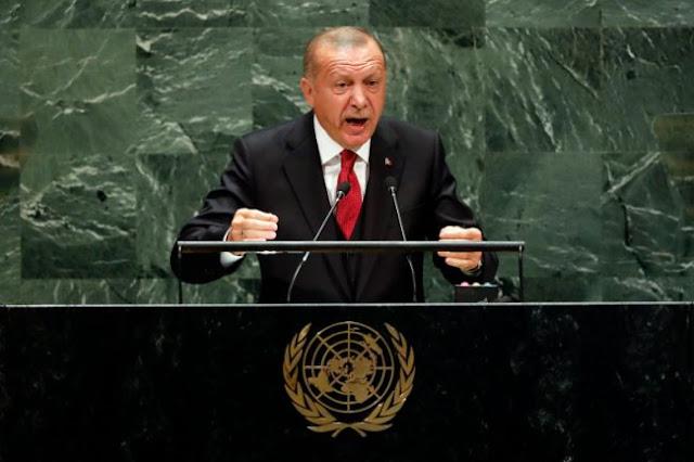 Έστησε «καυγά» ο Ερντογάν, μεγαλώνει το χάσμα με Ισραήλ - Αίγυπτο