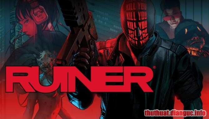 Download Game RUINER Full Crack