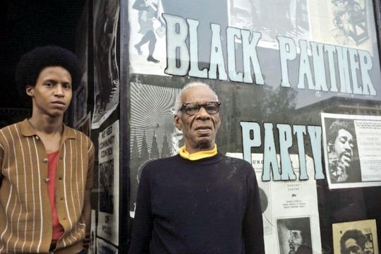 Jack Garofalo - Harlem, 1970