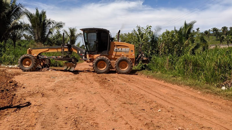 Prefeitura de Trizidela do Vale segue trabalhando firme na recuperação de estradas vicinais.