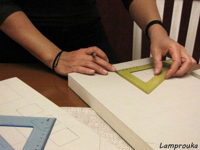Πως να φτιάξεις σπιτάκια για διακόσμηση.