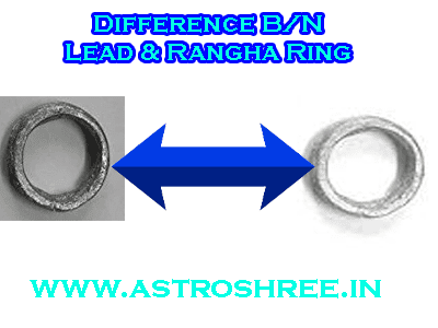 why to use rangha ring, why not to use lead ring
