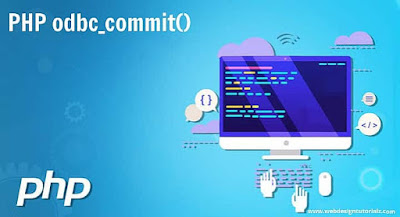 PHP odbc_commit() Function