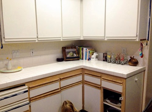 Let S Die Friends Easy Kitchen Cabinet Makeover