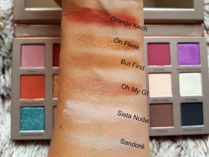 Sananas Sephora Maquillage Blog Nimoise Nimes 6