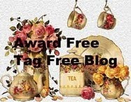Award & Tag Free Blog