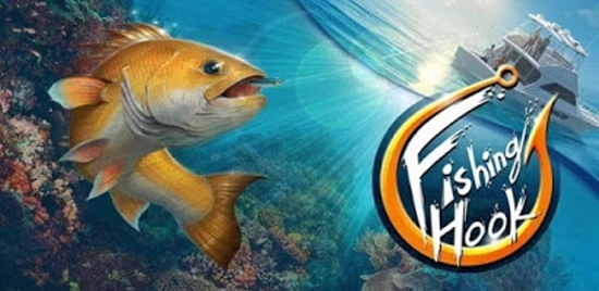 Fishing Hook APK Mod 1.3.2 (Offline, Unlimited coins) for Android