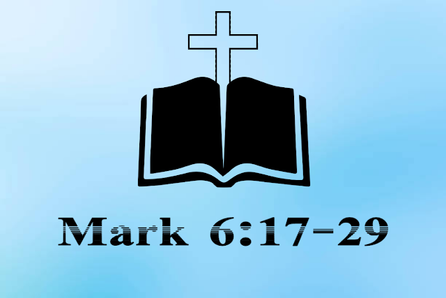 Today Bible Verse | 29-08-20 | Mark 6:17-29