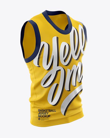 Download 60+ Best Basketball Jersey Mockup Templates ...