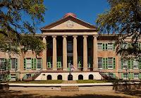 Randolph Hall, College of Charleston.