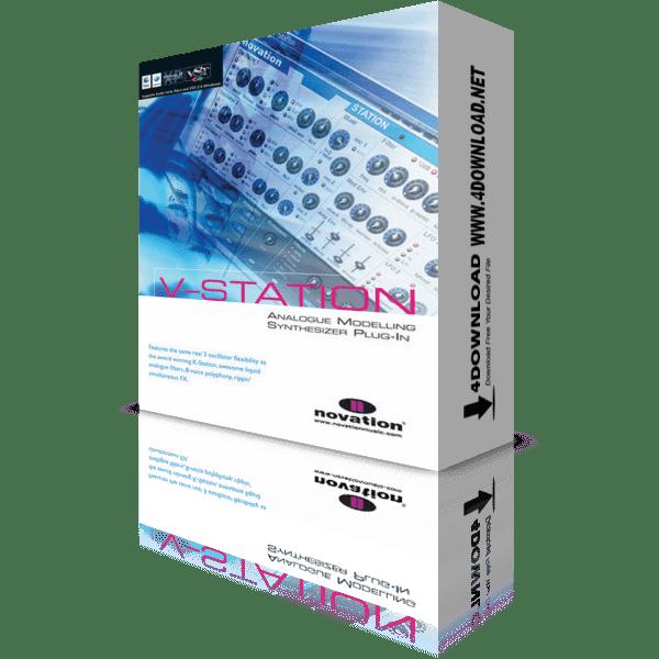 Download Novation - V-Station v2.6 Full version