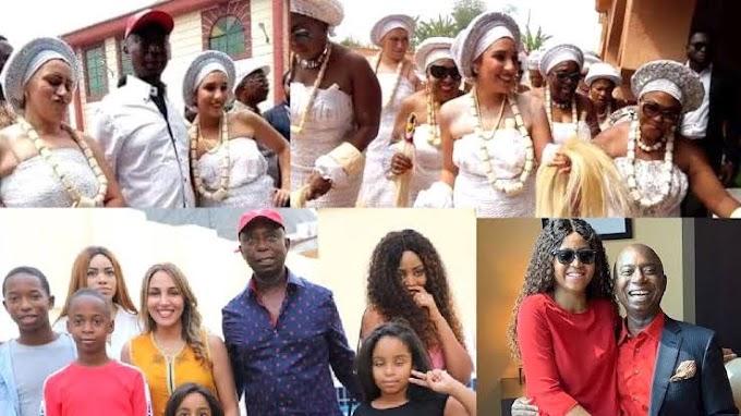Billionaire Philanthropist, Ned Nwoko Makes Shocking Revelation About His Wives