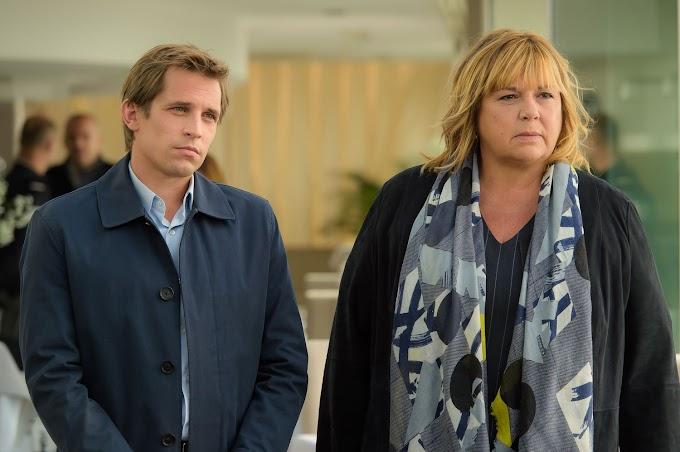 La serie 'Constance Meyer: Jueza en prácticas' llega en mayo a Paramount Network