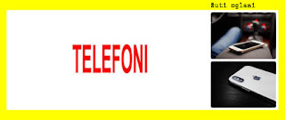 (20.) PRODAJA TELEFONA - ŽUTI OGLASI
