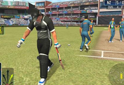 Cricket IPL Android 2015 Game for Smartphones and mobiles