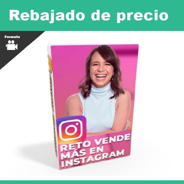 Reto – Vende Más en Instagram