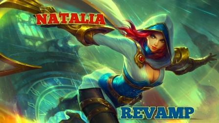 Natalia revamp