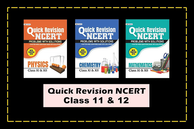 [PDF] Prabhat Quick revision NCERT Class 11 &12 Physics, Chemistry, Mathematics | Download