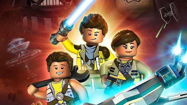 [ZAPOWIEDŹ] LEGO STAR WARS PRZYGODY FREEMAKERÓW