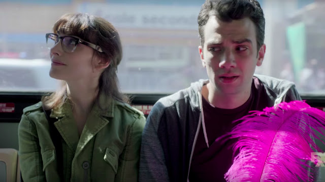 Jay Baruchel Simon Rich | Man Seeking Woman | FXX
