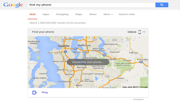 Find your Lost Android Phone