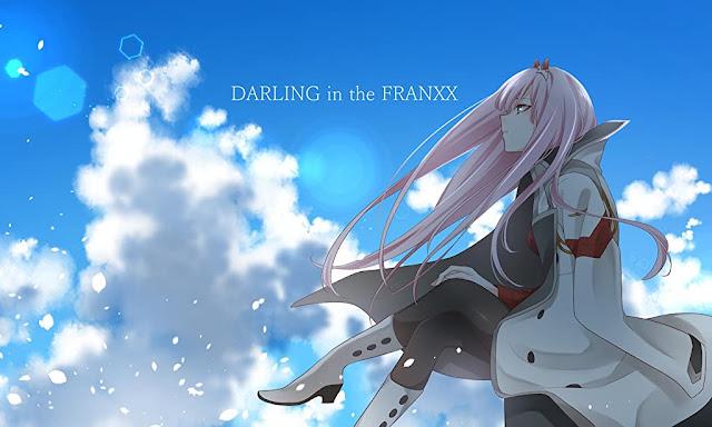 zero two Darling in the Franxx