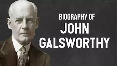 As a novelist and a dramatist, Galsworthy deals with the vital problems and sues in the social, cultural, religious and industrial life of the times without any partisanship though his sympathies break out from time to time.