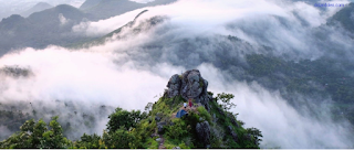 Bukit Cumbri Wonogiri