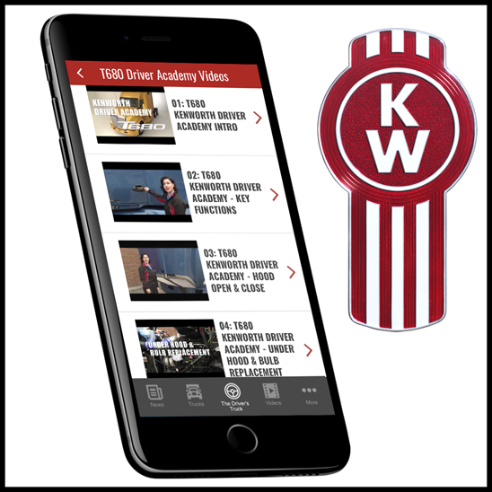 Kenworth Essentials App