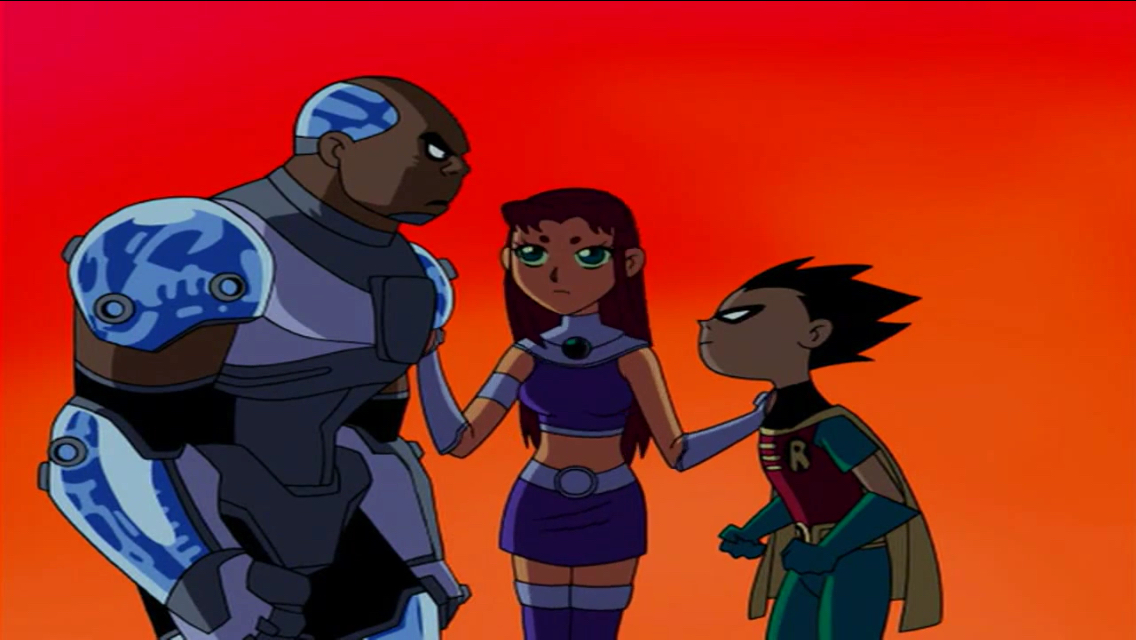 Teen Titans Season 1 Episode 1