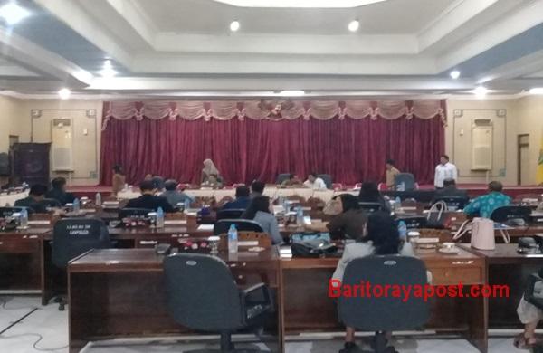 Para Kades Berharap Persoalan PT Patra Jasa dan PT Rimau Group Segera Selesai