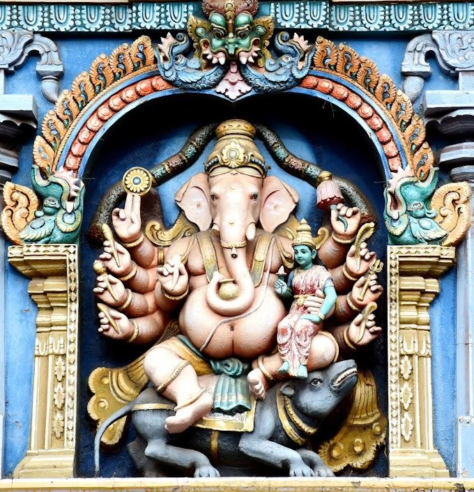 Lord Ganesha - the Son of Shiva