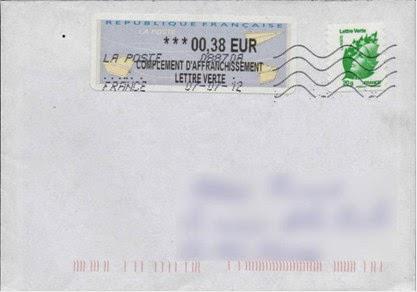 que signifie affranchir une lettre LIBRE SERVICE AFFRANCHISSEMENT   Actualité: Nouvelle version de  que signifie affranchir une lettre