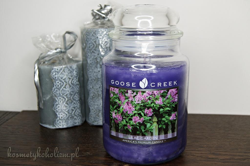 Goose Creek Candle | Lilac Garden | Świecowa Niedziela