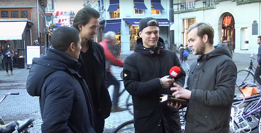 Two Guys perform a Experiment in the streets with public, you wont believe what happens