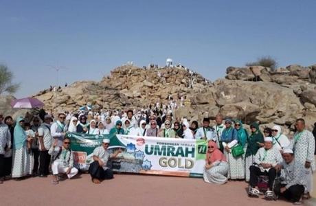 Jumlah Korban Penipuan Travel Umrah Hannien Tour 1.800 Orang